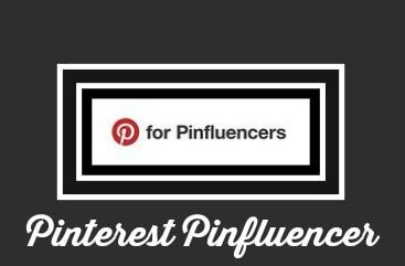 Pinterest Pinfluencer