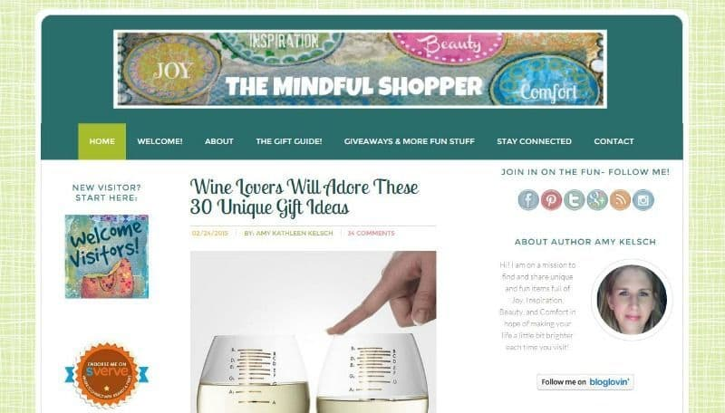The Mindful Shopper March 2015