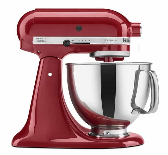 KitchenAid Stand Mixer Giveaway | The Mindful Shopper