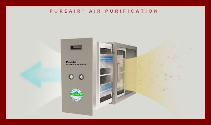Lennox PureAir | High Tech HVAC System
