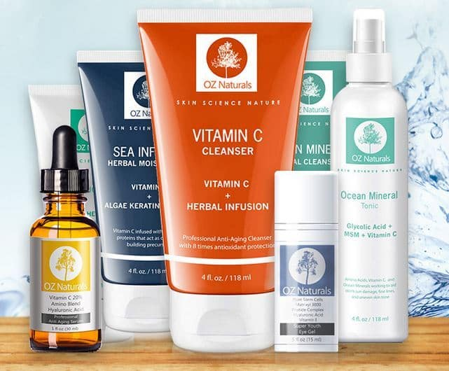 OZ Naturals | The Mindful Shopper