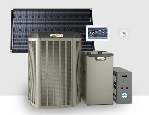 Ultimate Comfort System from Lennox | High Tech HVAC System