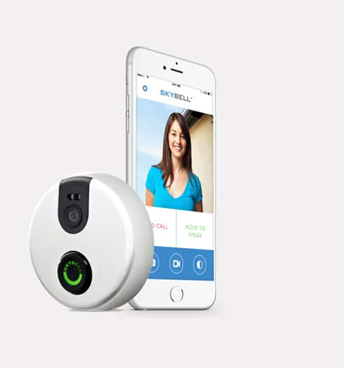 SkyBell: A High Tech Wi-Fi Video Doorbell Review