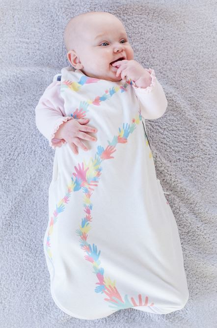 Little Lotus Infant Swaddle | The Baby Gift That Gives Back and Saves Lives