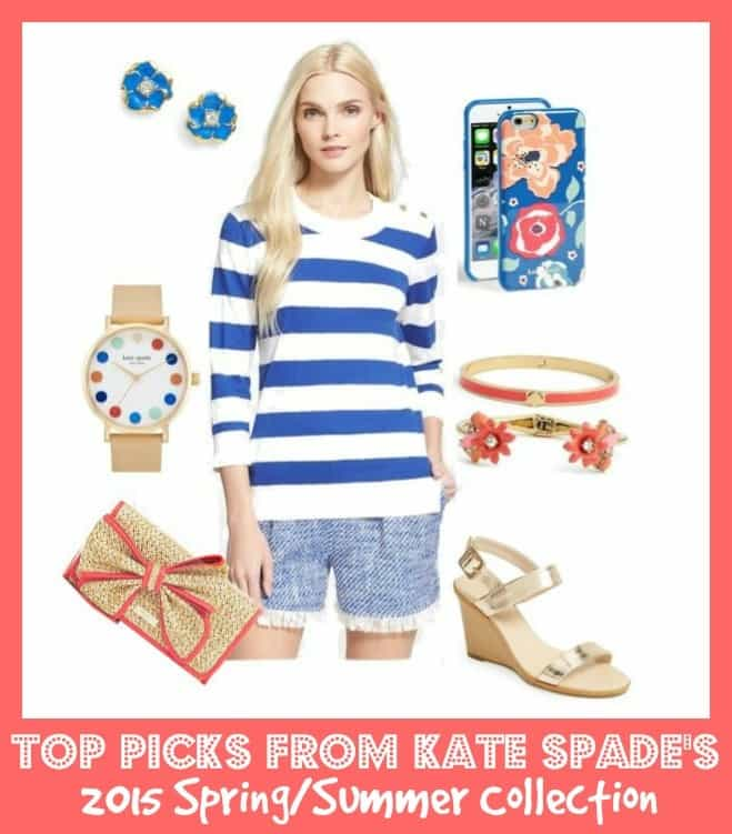 Fabulous Spring and Summer Fashion from Kate Spade