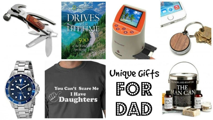 Unique Gifts For Dad | Father's Day Gift Guide