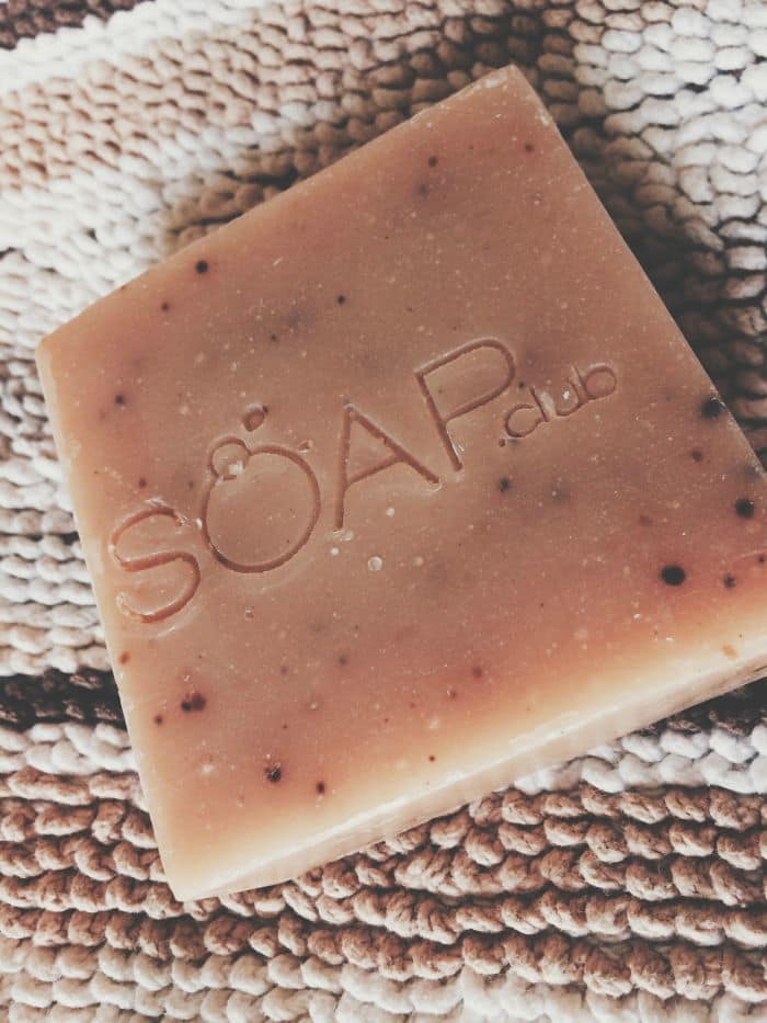 Artisan Natural Soap Review: Kona Coffee Kick from Soap.Club