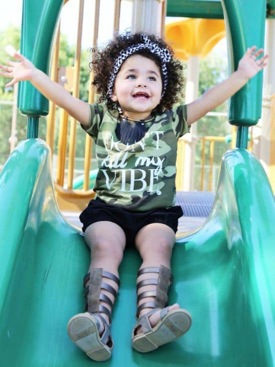 Don't Kill My Vibe Tee | Clothing For Kids That Gives Back To Charity