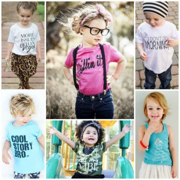 Fun and Sassy Clothing for Kids That Gives Back To Charity | The Mindful Shopper