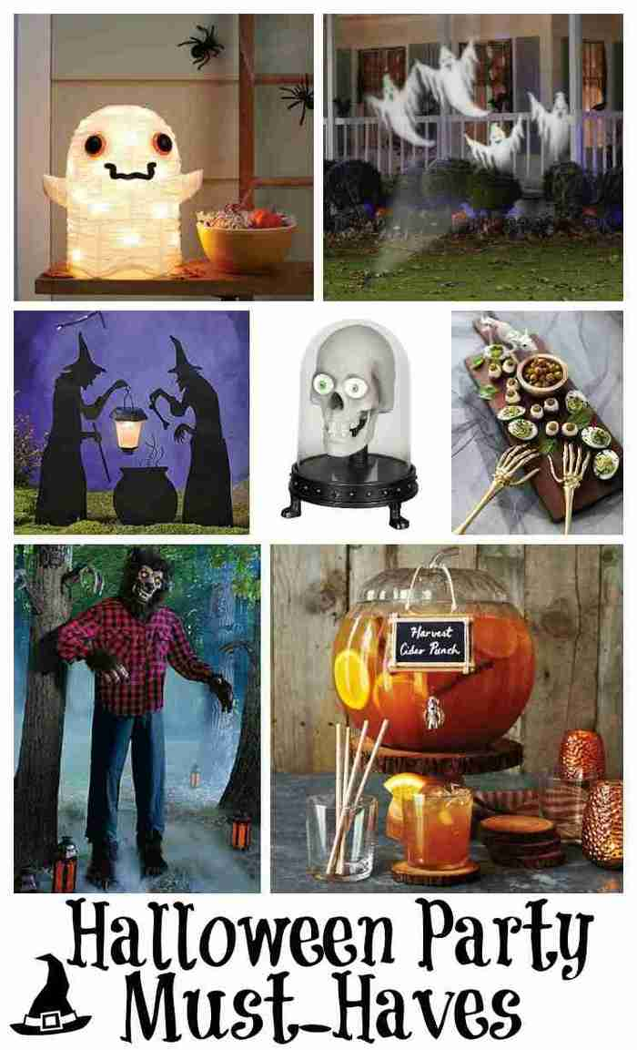 9 Must-Haves For A Spooktacular Halloween Party | The Mindful Shopper