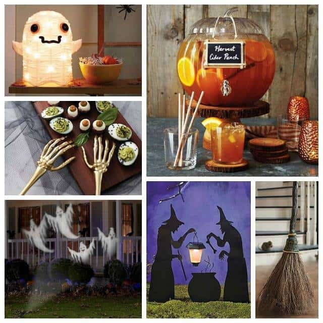 Must-Haves For A Spooktacular Halloween Party | The Mindful Shopper