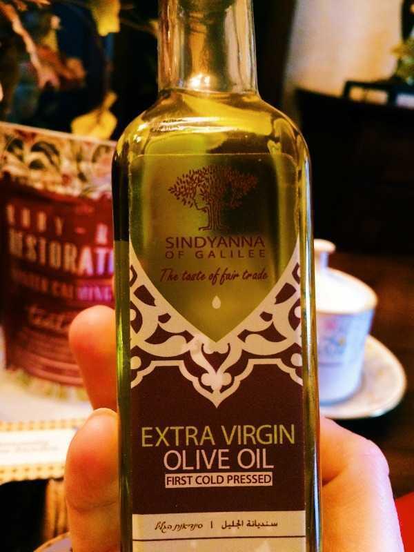Sindyanna of Galilee Extra-Virgin Olive Oil