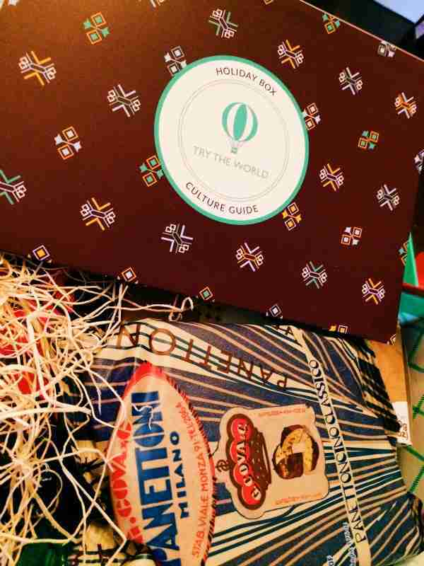 Try The World Holiday Box Culture Guide