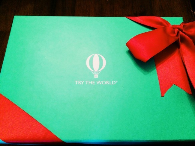 Try The World Holiday Box