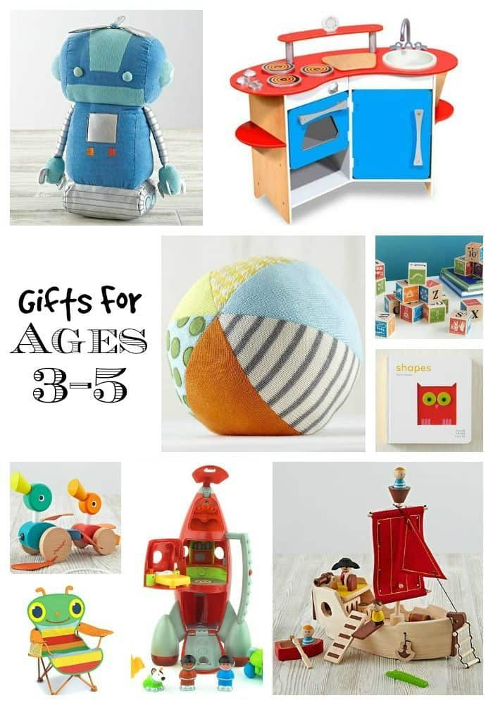 Gifts For Ages 3-5 | Top Gift Picks