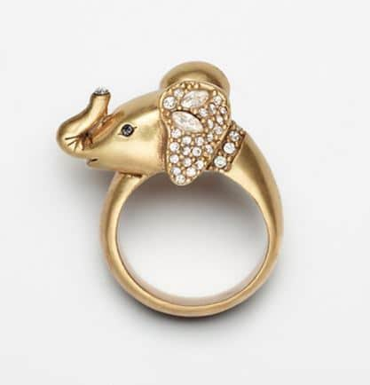 Elephant Ring | Gifts That Give Back and Raise Awareness