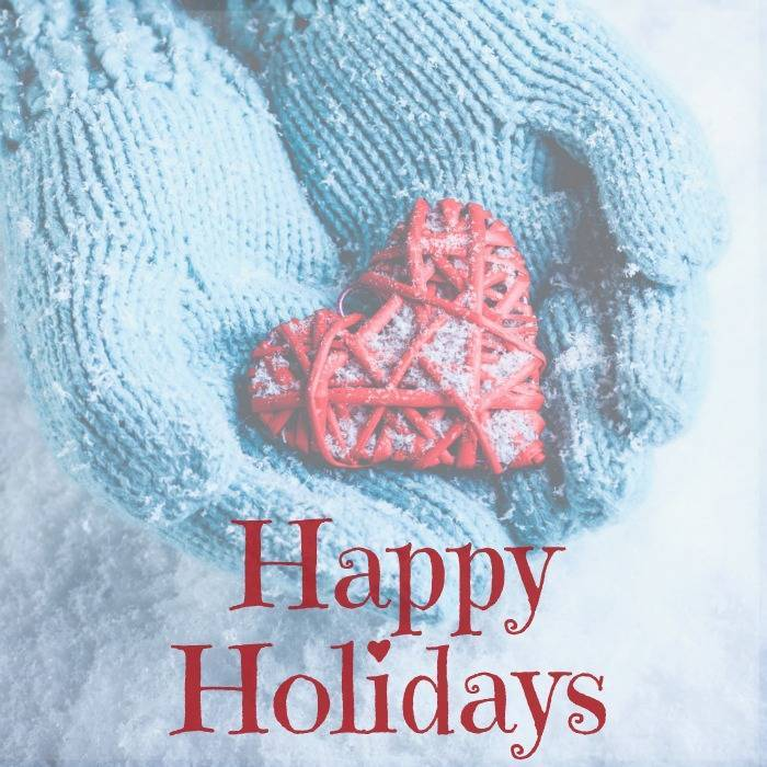 Happy Holidays 2015 from The Mindful Shopper