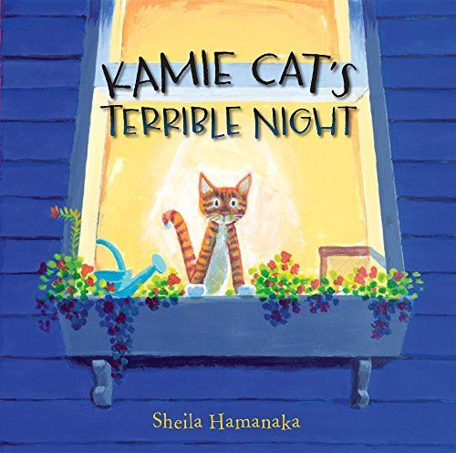 Kamie Cat's Terrible Night