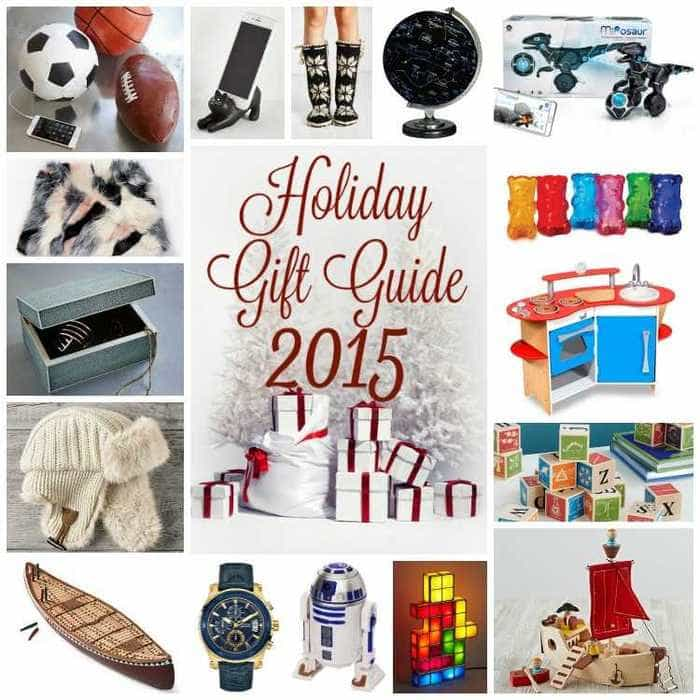 Top Picks From The Holiday Gift Guide