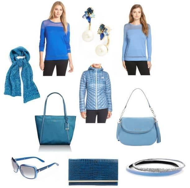 Everything Serenity & Snorkel Blue on Sale at Nordstrom