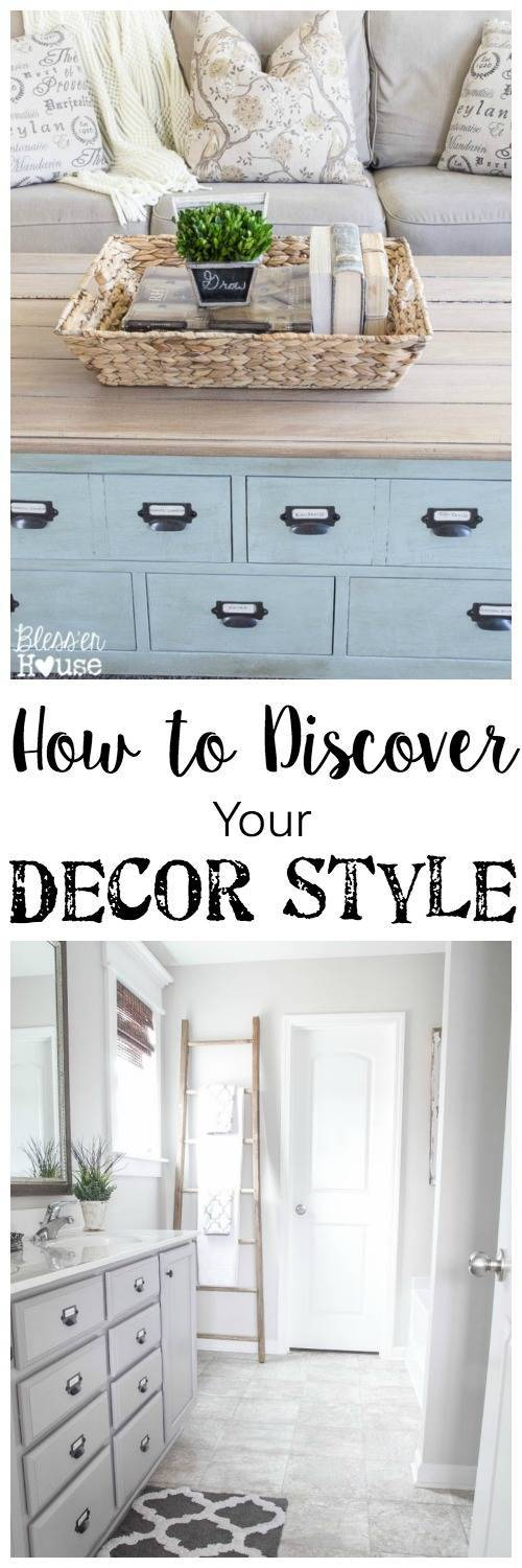 How to Discover Your Decor Style from Bless'er House | Inspiring Home Decor Ideas