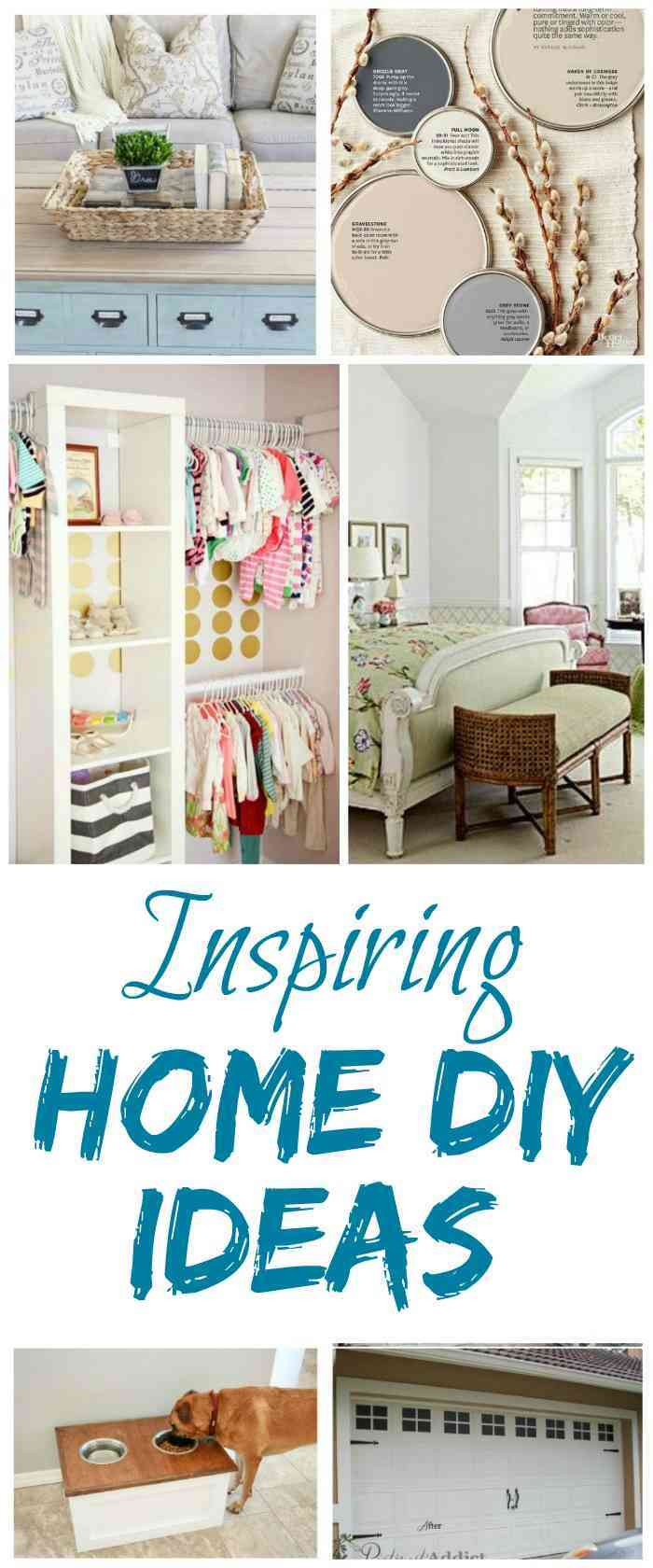 Inspiring DIY Home Decor Ideas | The Mindful Shopper