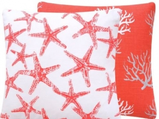 Reversible Decorative Pillow Cover ($24)