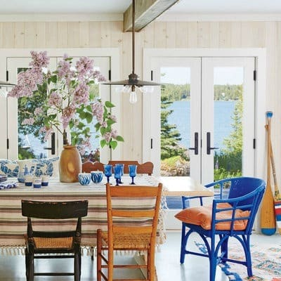 Coastal Living by David A. Land | Transform Your Home Into A Relaxing Seaside Getaway
