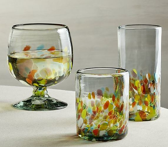 Colorful Rue Glasses