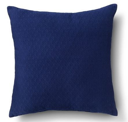 Diamond Textured Pillow