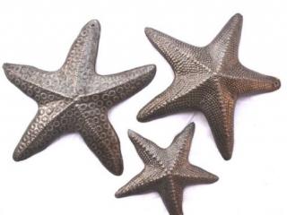 Recycled Starfish Wall Art