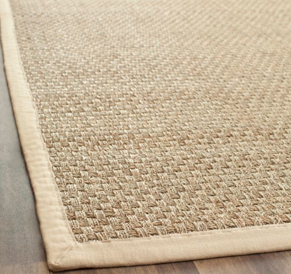 Safavieh Hand-Woven Sisal and Seagrass Rug 9 x 12
