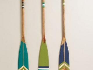 Wooden Oars