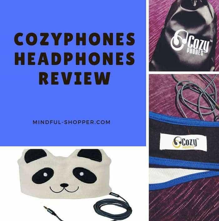 CozyPhones Headphones Review