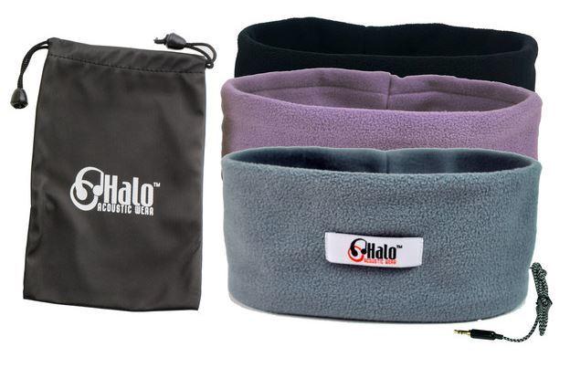 CozyPhones Sleep Headphones with Travel Bag
