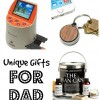 Father's Day Gift Guide: Unique Gifts Dad Will Love