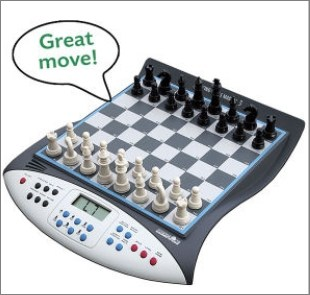 Talking Electronic Chess Master
