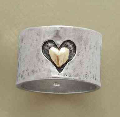 Heart And Soul Ring