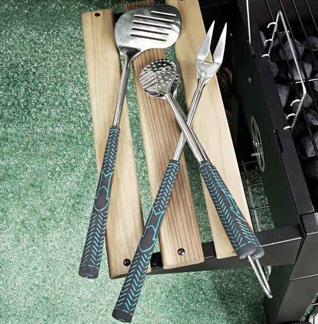 Golf Grilling Tools Set