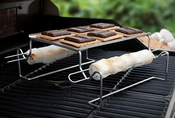 S'mores Roasting Rack | Gifts For Guys