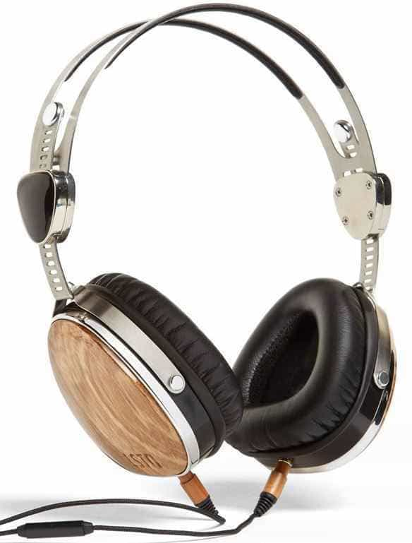 Troubadours Zebrawood Headphones | Gifts For Guys