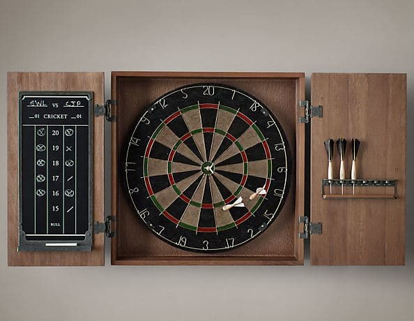 Tournament Dartboard Set | Gifts For Guys