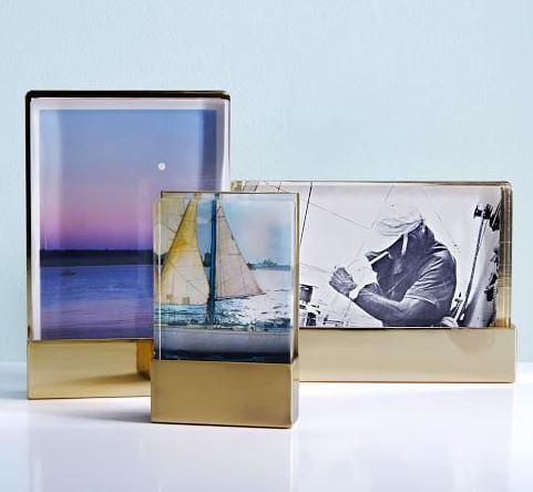 Acrylic & Metal Frames