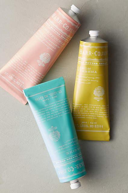 Barr-Co. Hand Cream