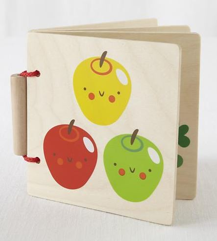 Big Picture Book of Fruits and Veggies