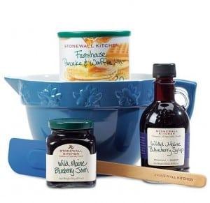 Blueberry Batter Bowl Gift