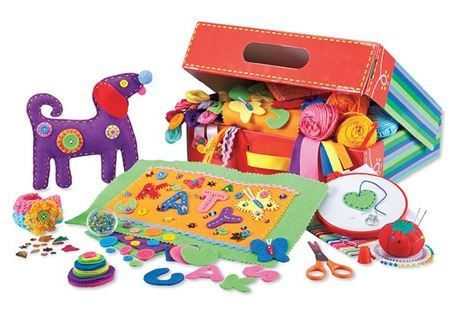 Happily Ever Crafter Craft Kit