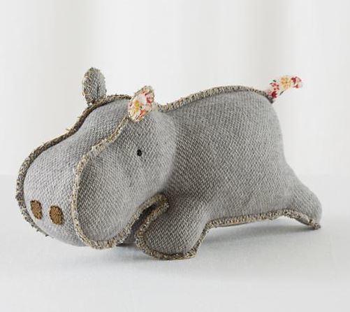 Hip Hippo Plush