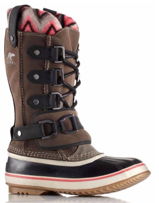 Joan of Artic Knit Boot