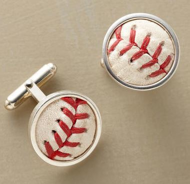 Major League Baseball Cufflinks